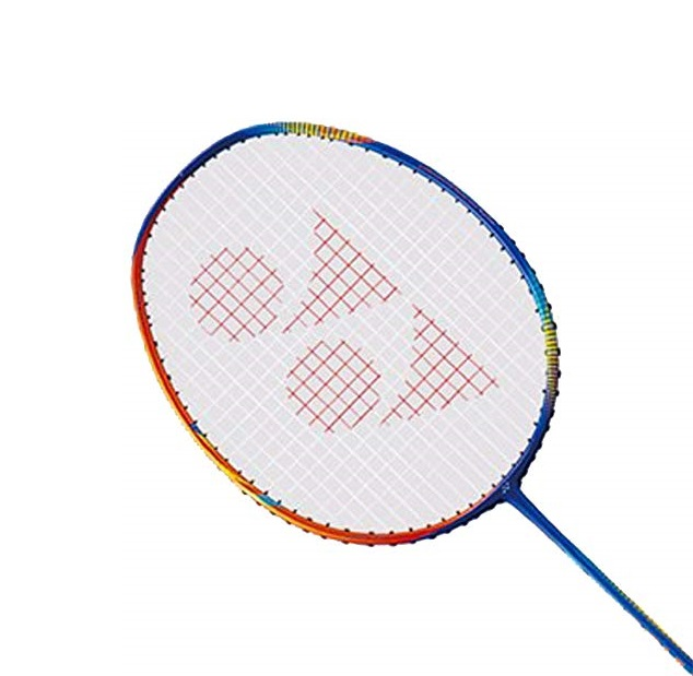 Yonex Astrox FB Badminton Strung Racket (Navy-Orange)