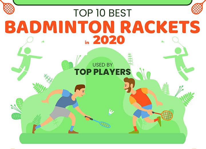 Badminton Infographic
