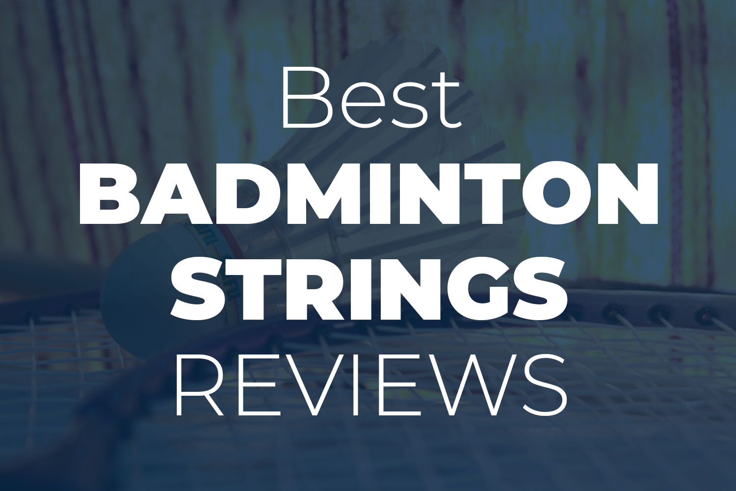 Best Badminton Strings Reviews