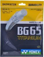 Yonex Titanium BG-65 Badminton Strings