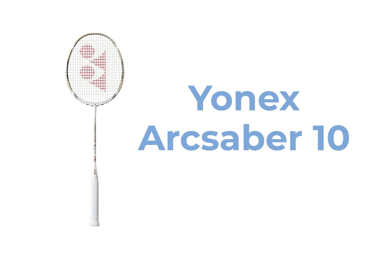 Yonex Arcsaber 10 White