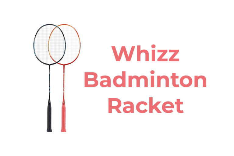 Whizz Badminton Racket